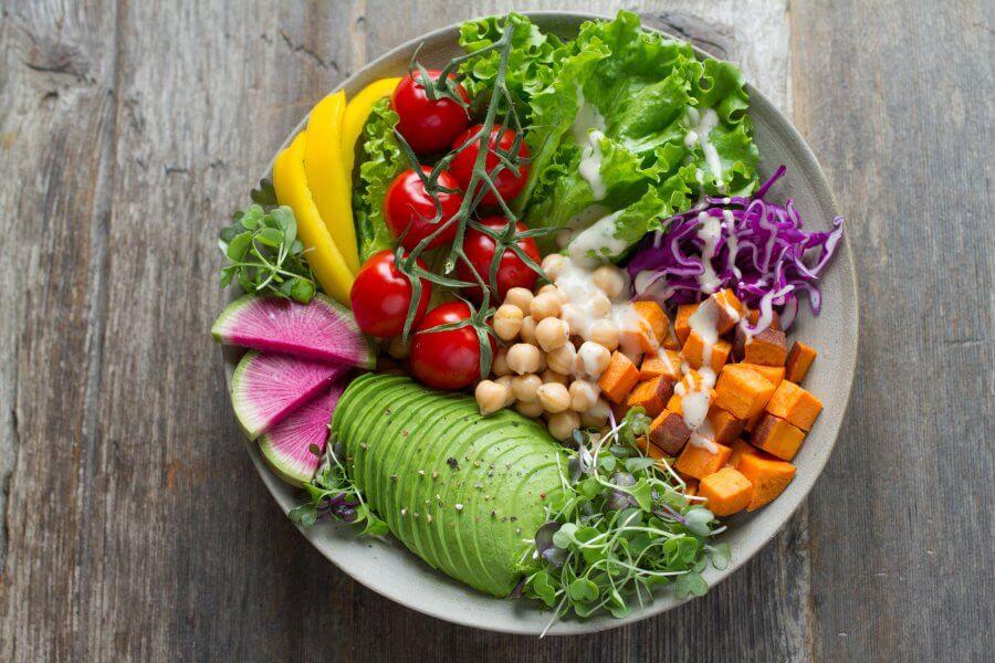 Продукты для дробного питания при похудении