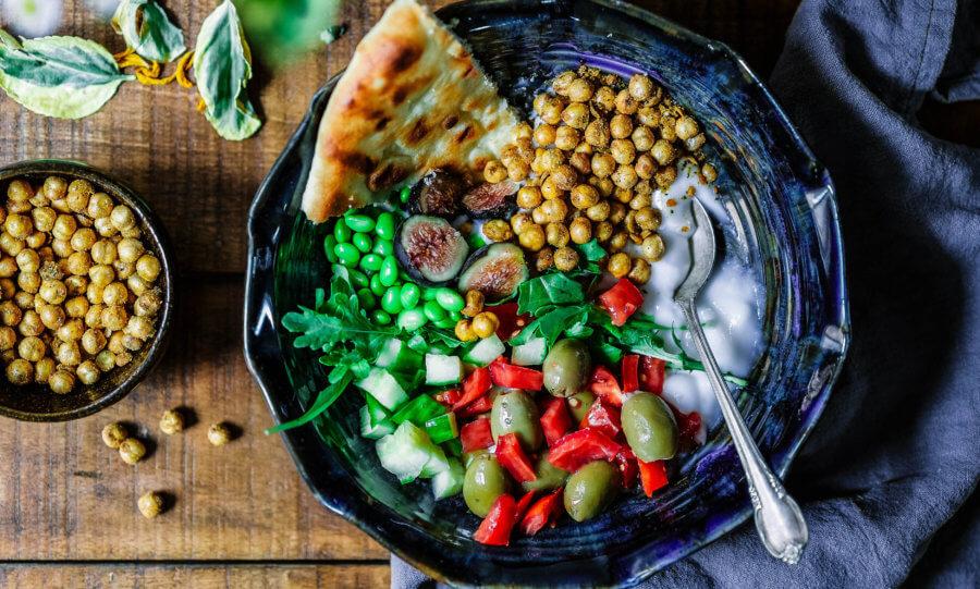 Овощи и фрукты для ПП перекусов