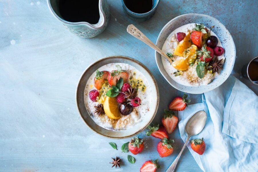 Чтобы не набрать вес зимой нужно плотно завтракать!