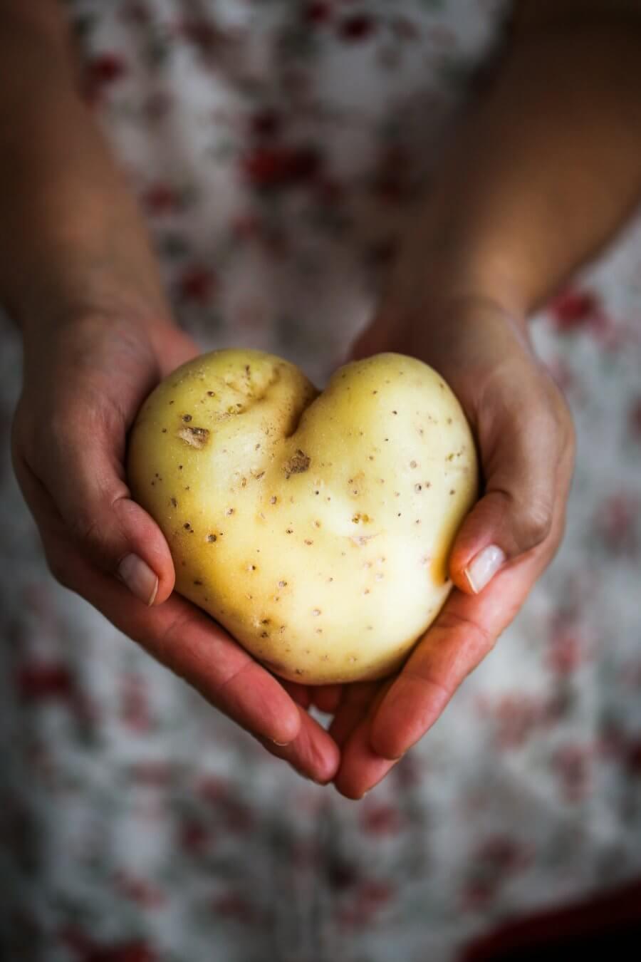 Картошка при похудении