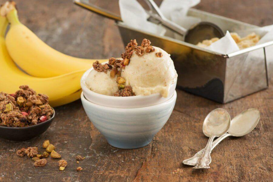 Полезное мороженое без сахара