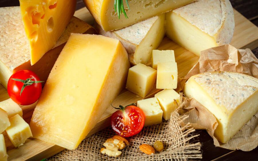 Сыр: вред или польза