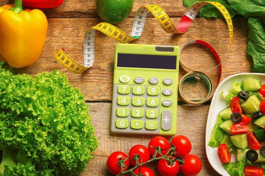 Как правильно считать калории при похудении