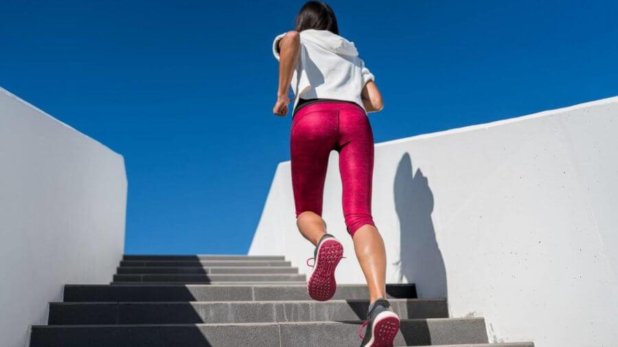 Ходьба по лестнице поможет увеличить дневную активность