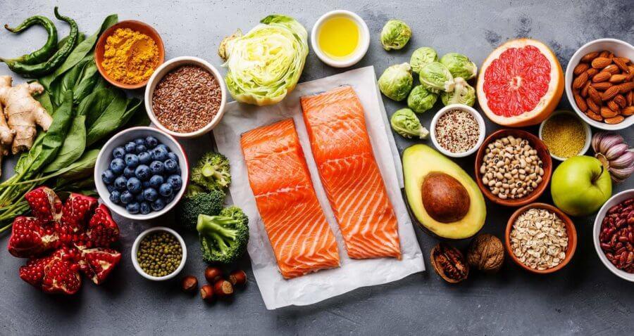 Продукты содержащие антиоксиданты