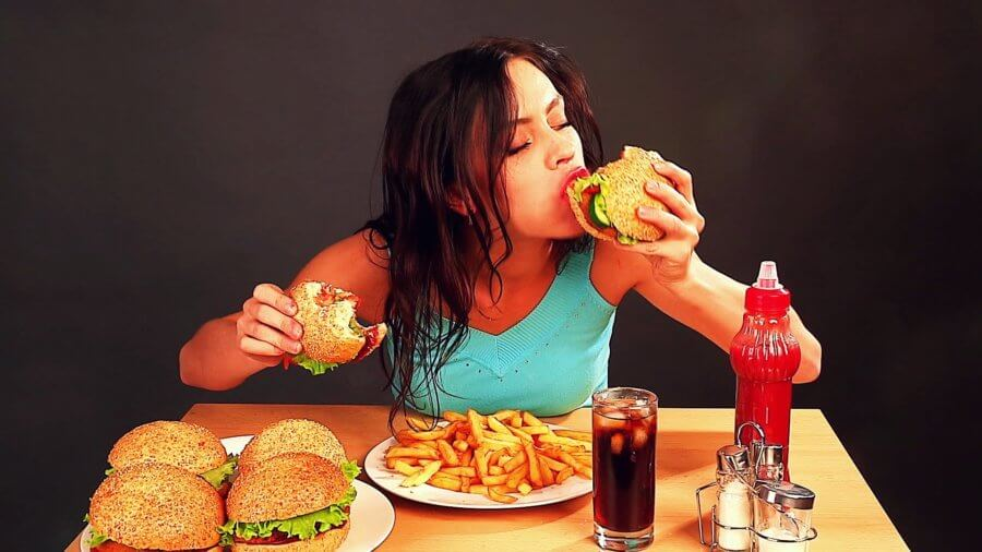 Чит мил в период похудения