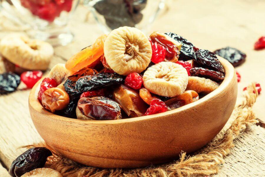 Натуральные сухофрукты - это та сладость, которую можно при похудении!